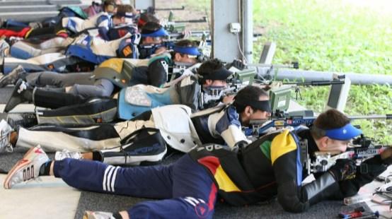 ВКазани проходит 1-ый чемпионат мира популевой стрельбе среди глухих