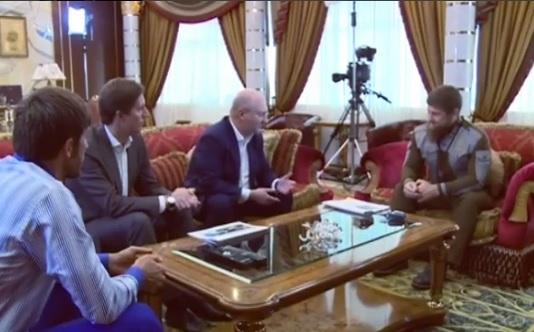 КРСК хочет стать резидентом горнолыжного курорта «Ведучи» вЧечне