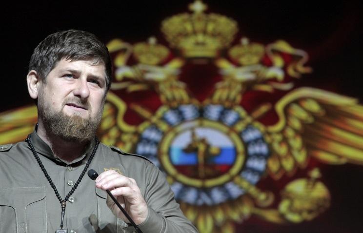 ЗаКадырова проголосовали практически 98% избирателей вЧечне