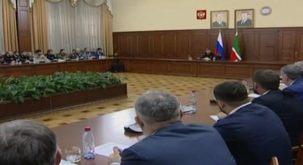 Глава Чечни Рамзан Кадыров лично возглавит призывную комиссию республики