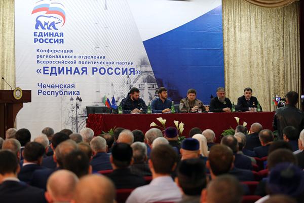 Стали известны имена кандидатов в спикеры Парламента ЧР и Совета депутатов г.Грозного от партии «Единая Россия»