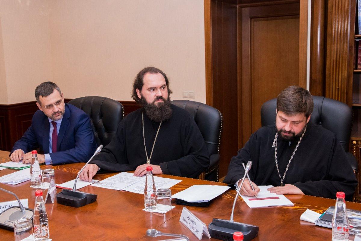 ВПятигорске состоялась встреча уполномоченных РПЦ иведущих СМИ