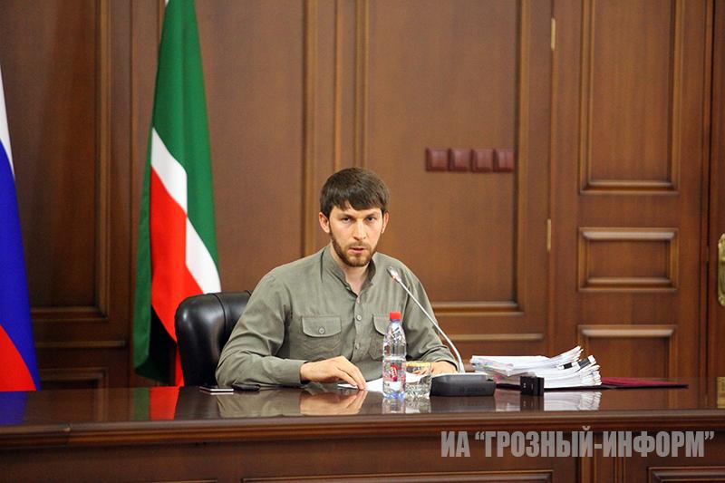 Объявлен конкурс надолжность руководителя Верховного суда Чечни