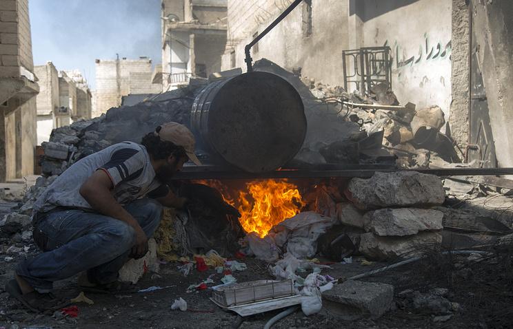ЕСможет признать русские бомбардировки Алеппо военным преступлением