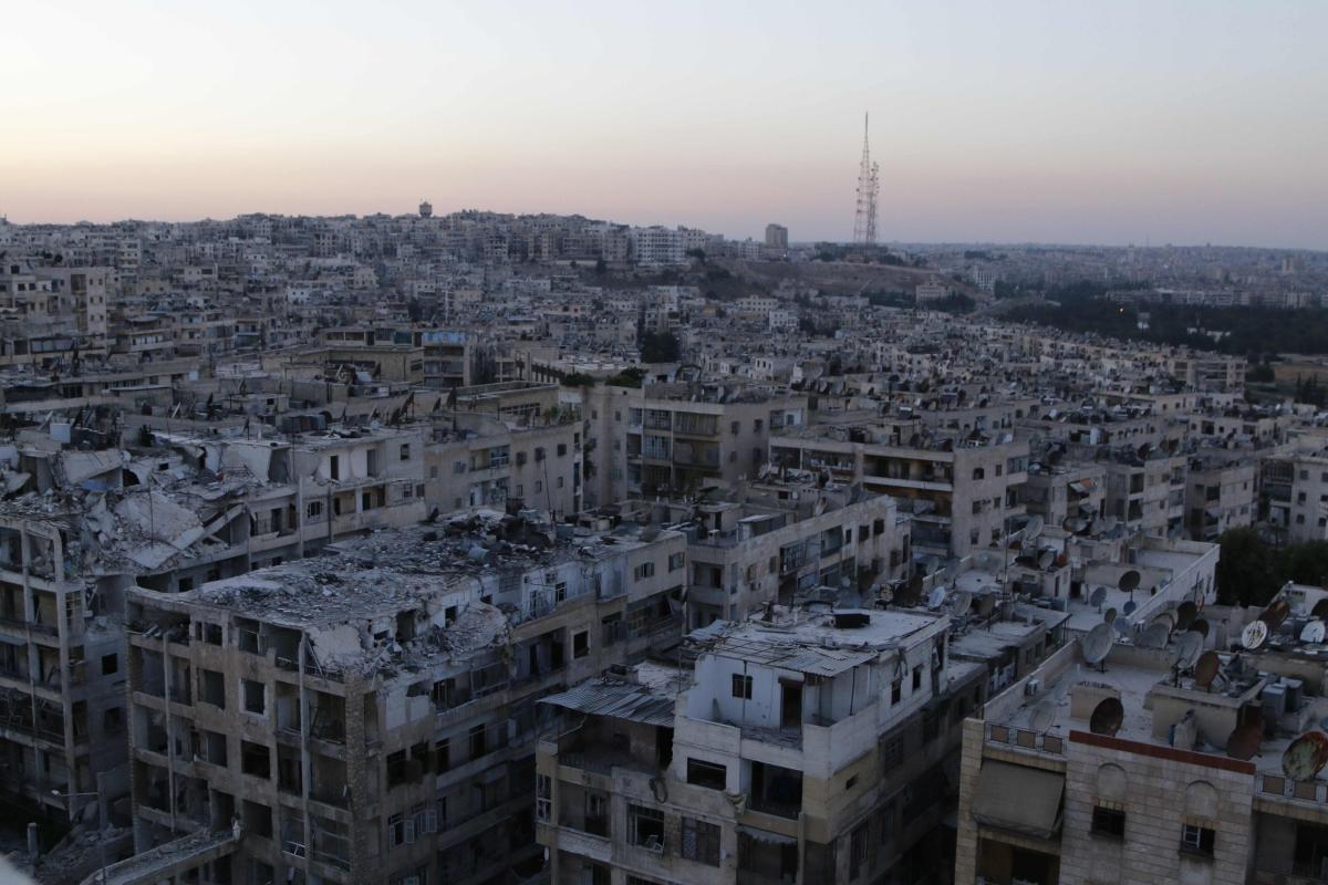 Сорвалась эвакуация мирных граждан изАлеппо— вражда вСирии