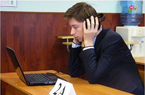 Устный экзамен порусскому языку прошел апробацию