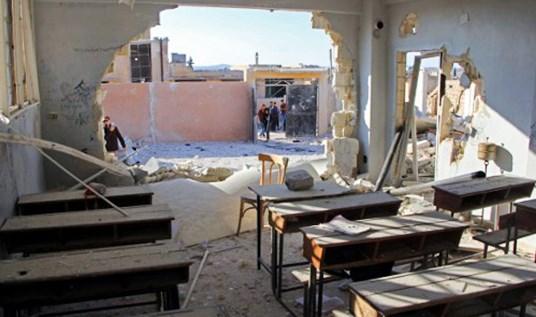 ЮНИСЕФ проинформировал о вооруженных атаках поеще двум школам вСирии