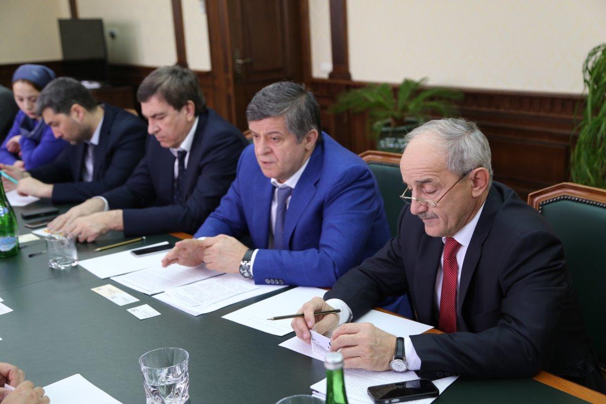 Инвесторы изКитая заинтересованы развитием Чечни