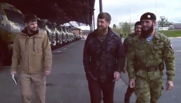 Кадыров возмущен желанием министра финансов уменьшить расходы бюджета Чечни