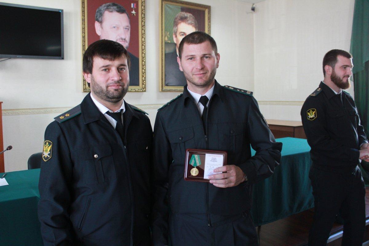 ведомственные награды фссп россии