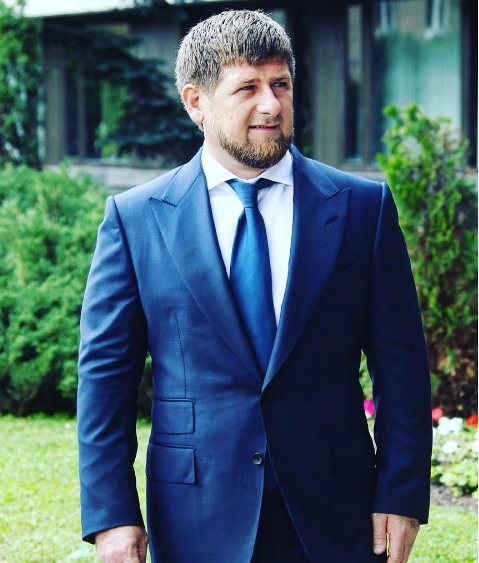 Кадыров: ясчастлив после победы сборной РФ