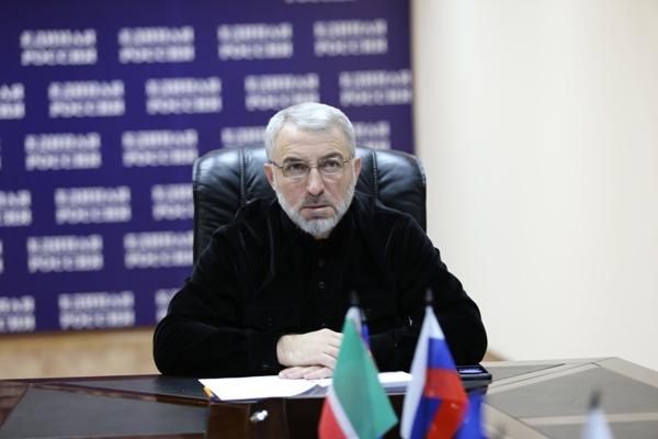 «Единая Россия» снового года начнет реализацию еще четырех партийных проектов