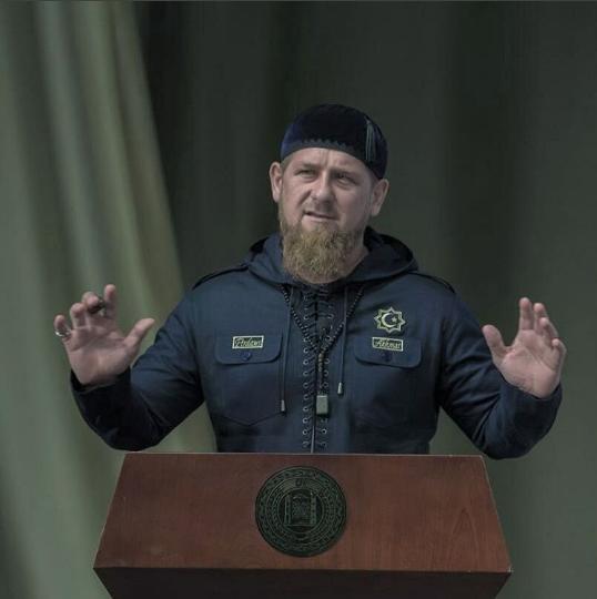 Кадыров: РФ может спасти Сирию откатастрофы