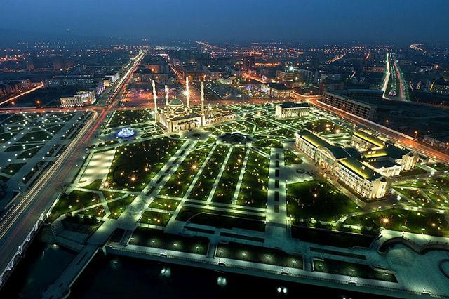 Грозный занял 2-ое место врейтинге самых оптимистичных городов Российской Федерации