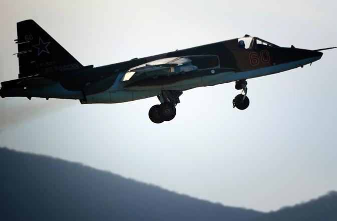 РФ иТурция провели первую общую операцию против ИГИЛ вСирии