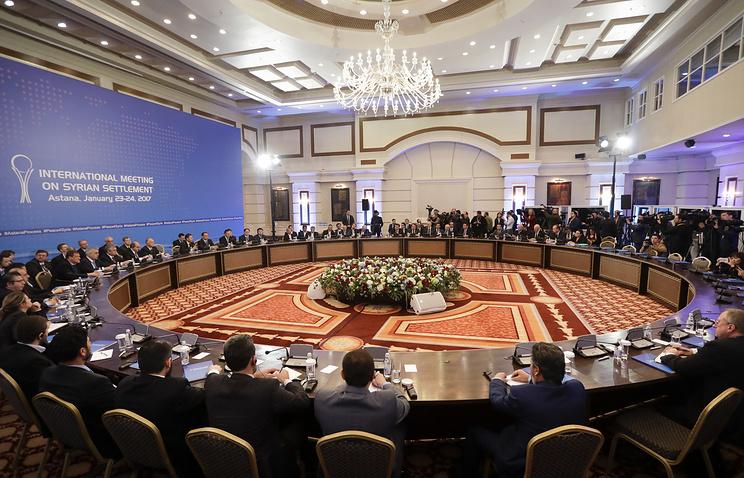 МИД: Встреча вАстане вывела усилия поСирии нановый уровень
