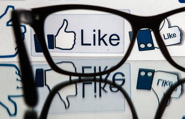 Социальная сеть Facebook ввёл новейшую систему безопасности с применением USB-флешки