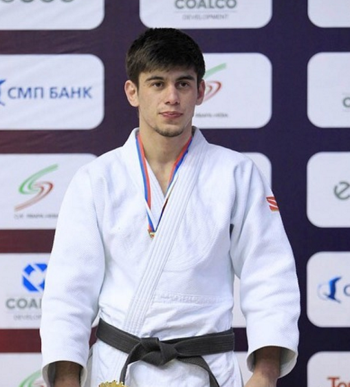 Самарский дзюдоист Ислам Яшуев завоевал серебро наоткрытом турнире Европы вИталии