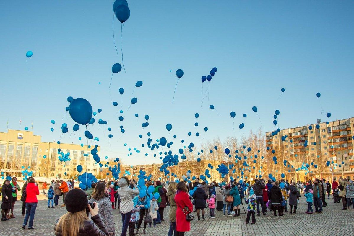 Синюю подсветку вцентральной части Москвы зажгут вподдержку людей саутизмом