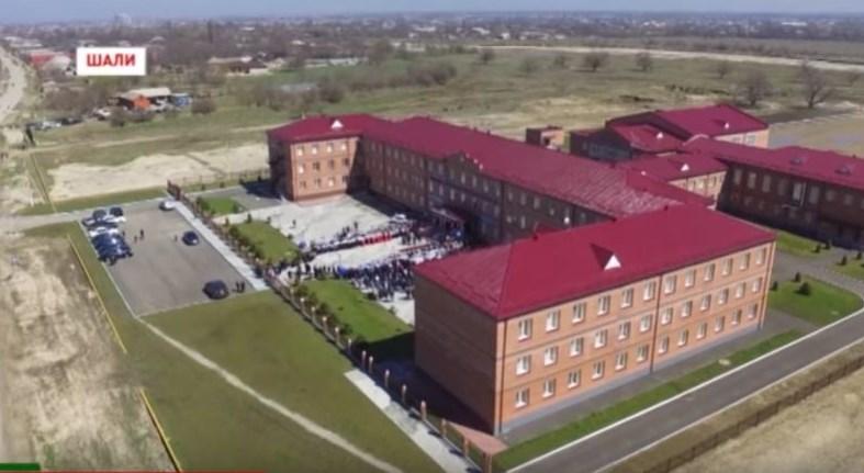 ВШали состоялось праздничное открытие свежей школы полного дня