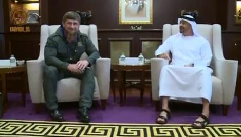 Кадыров привезет изАрабских Эмиратов племенного скакуна— Царский подарок