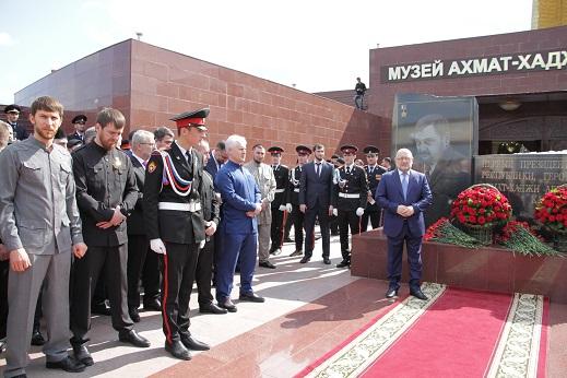 Кадыров: Сообщения опреследовании геев вЧечне— провокация