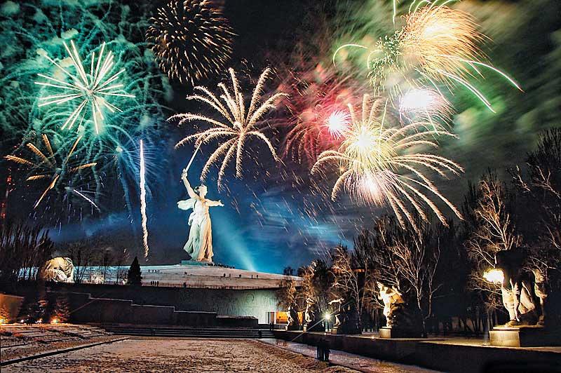 ВКрыму артиллеристы отметят День Победы фейерверками
