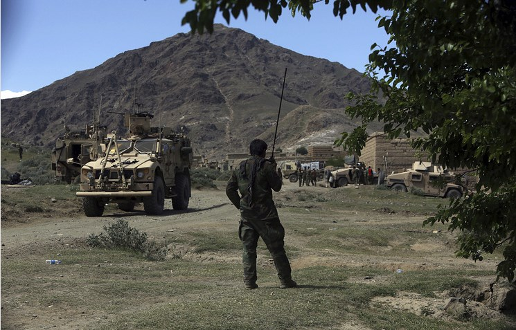 Трамп может отправить вАфганистан вдвое больше солдат, чем планировал