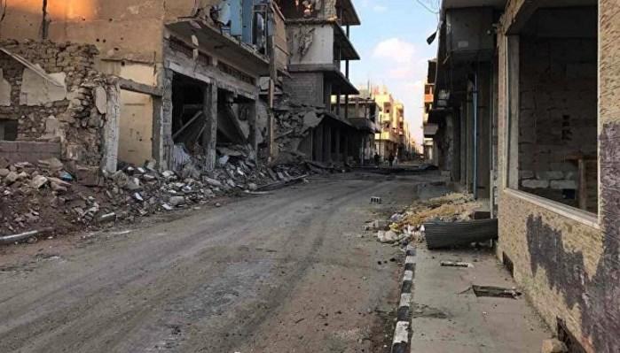 Центр очередной сирийской провинции навсе 100% освобожден отбоевиков