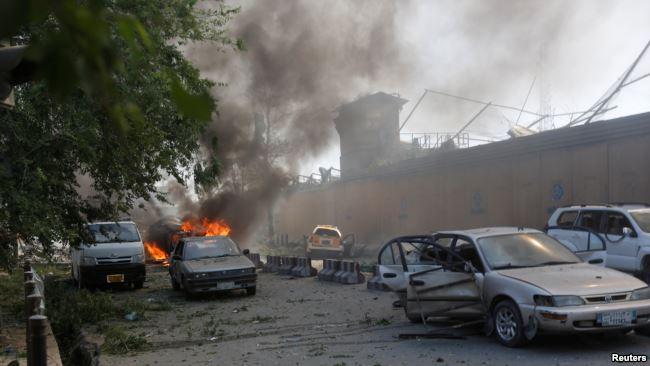 Число погибших взрыва вКабуле возросло до80 человек
