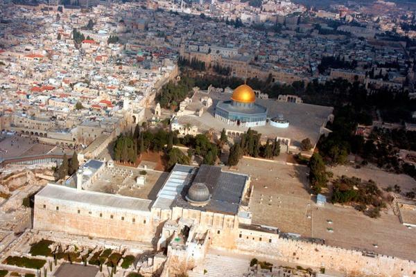 Храмовая гора в Иерусалиме будет вновь доступна для посетителей