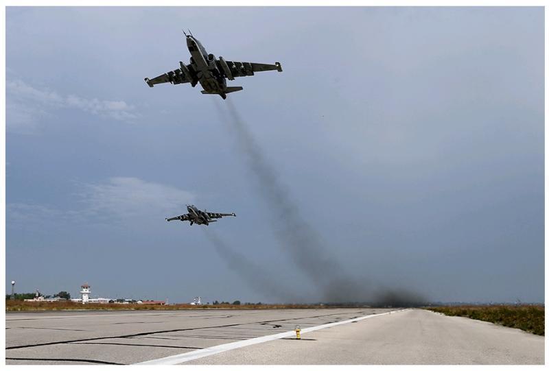 Сирийские войска окружают террористов врайоне Акербата— МинобороныРФ