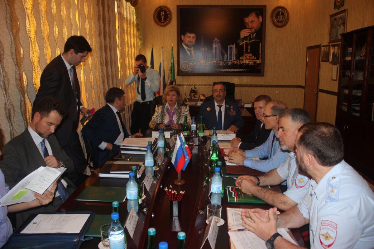ВЧеченской Республике возбуждены уголовные дела пофактам исчезновения людей