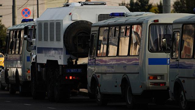 Москва оказалась самым криминальным регионом России