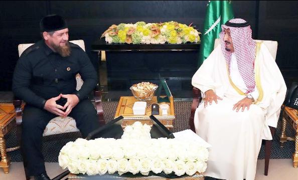 Путин назвал беседу скоролем Саудовской Аравии доверительной