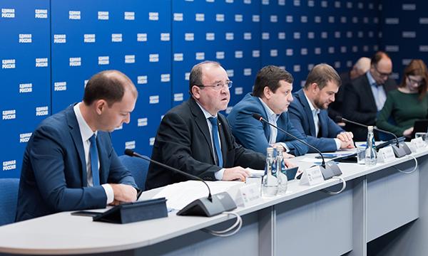 ВМурманской области «Единая Россия» проведёт плановую ротацию