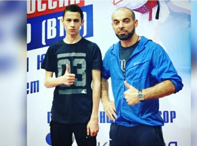 Уфимский ребенок принес сборной РФ золотую медаль потхэквондо