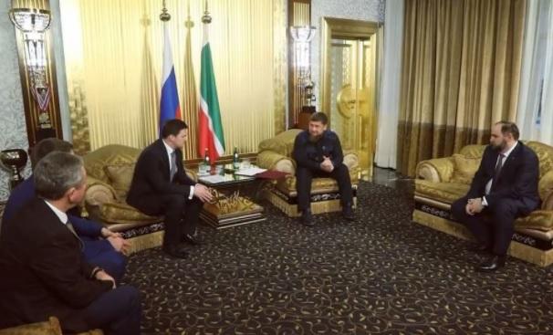 «Почта России» хочет открыть вГрозном логистический хаб для всего Северного Кавказа