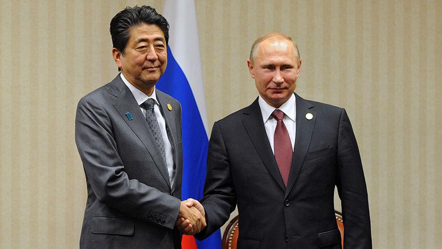 Лавров: премьер Японии примет участие вПМЭФ