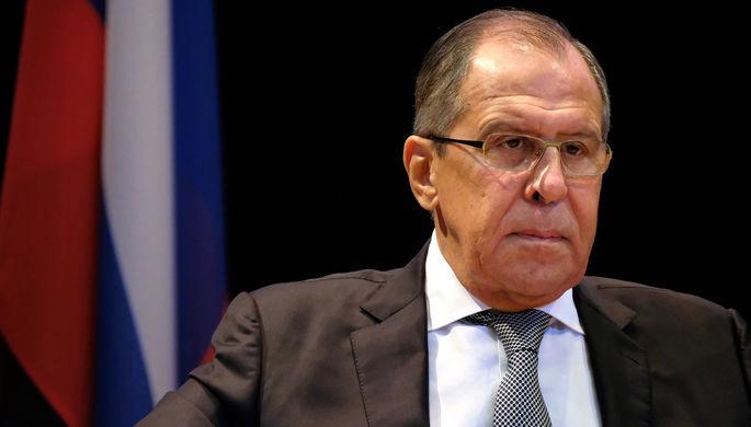 Лавров: исламские террористы изгруппировки потерпели окончательное поражение вСирии