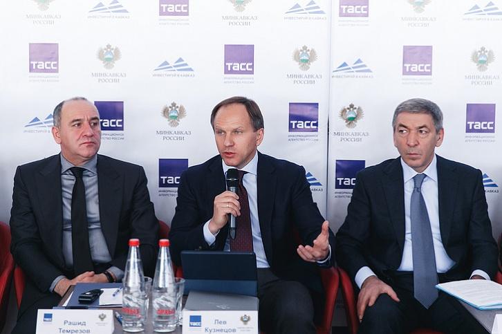 5 ставропольских проектов претендуют навключение вгоспрограмму развития СКФО