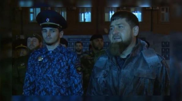 «Младший брат» Рамзана Кадырова стал начальником УМВД Грозного, будучи первокурсником университета