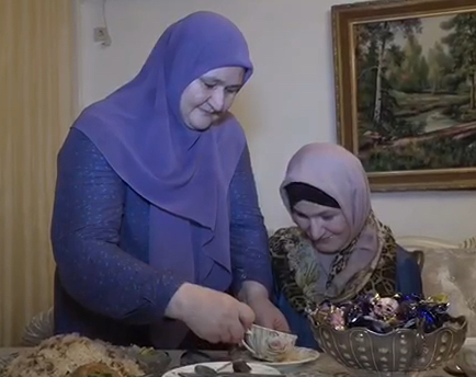 Женщина отыскала дочь, пропавшую вовремя Первой чеченской войны