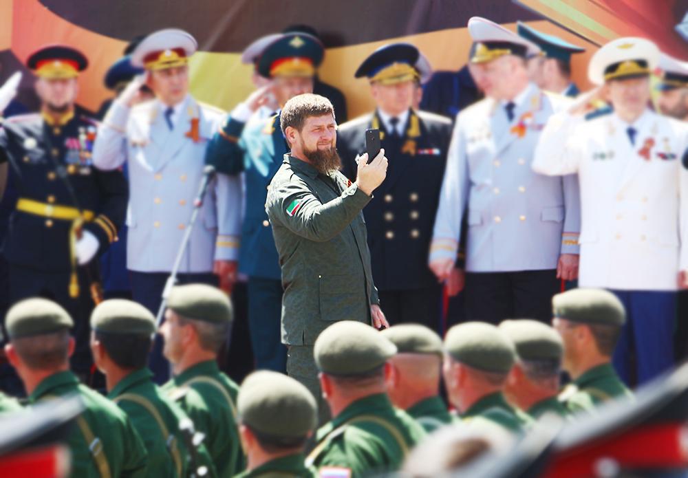 Кадыров объявил орешившем сдаться влиятельном командире боевиков вСирии