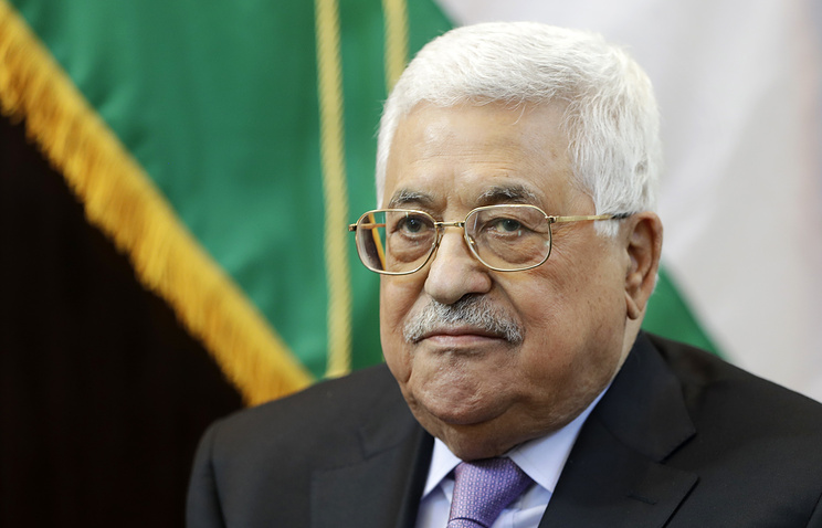 Аббас потребовал пересмотра договоров Палестины сИзраилем, нарушившим договоренности