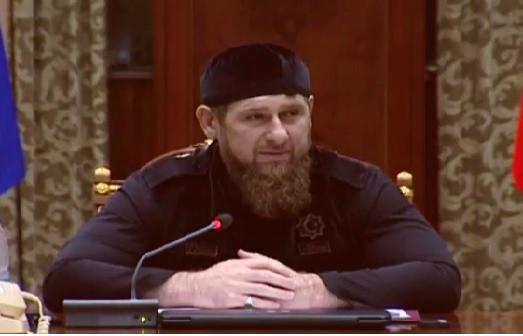 Руководитель Чечни наградил Залдостанова орденом Кадырова