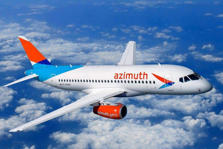 Ростовские авиапассажиры компании «Азимут» смогут выбирать места наборту