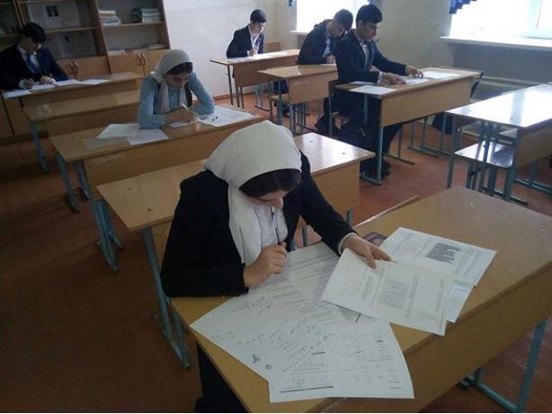 перевод базового уровня математике оценки