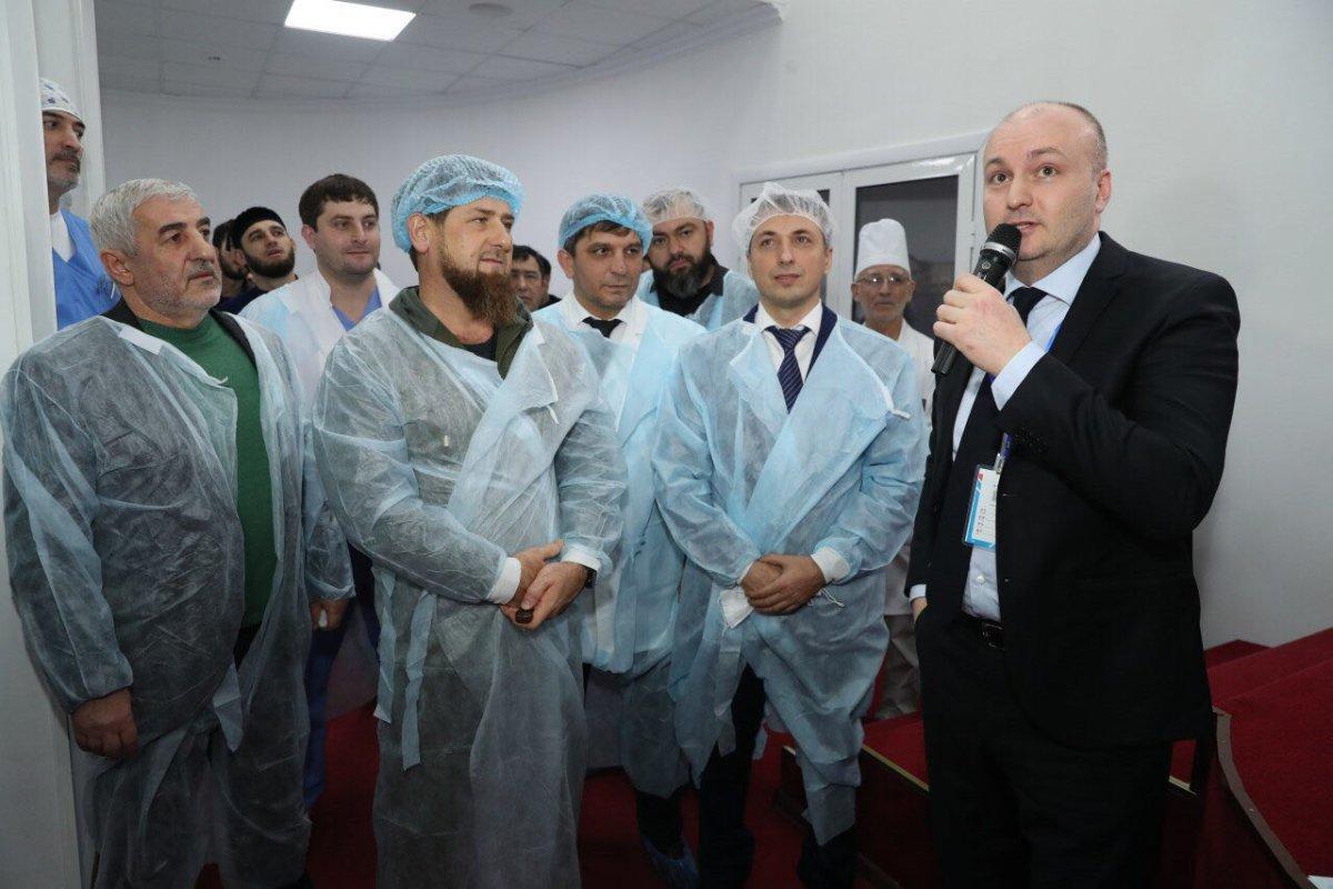 Кадыров предложил назвать новейшую  российскую крылатую ракету «Пальмира»