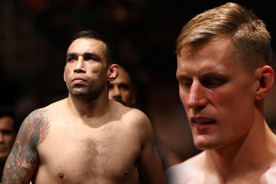 Русский боец Волков нокаутировал противника втурнире UFC встолице Англии